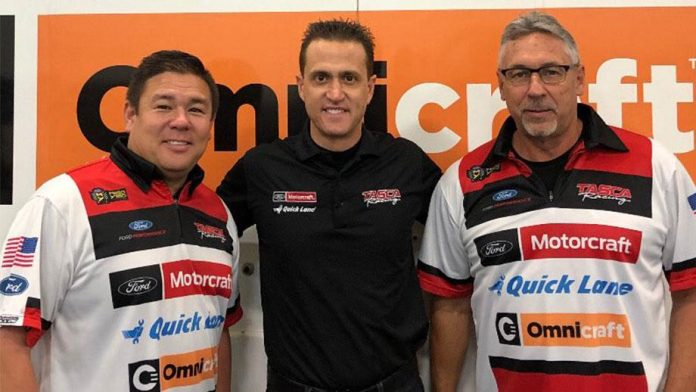 MIKE GREEN TALKS ABOUT JOINING TASCA'S TEAM