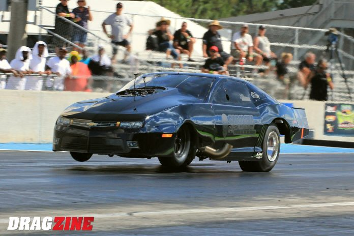 Swanstrom Goes Stunning 3.73 On 275 Drag Radials!