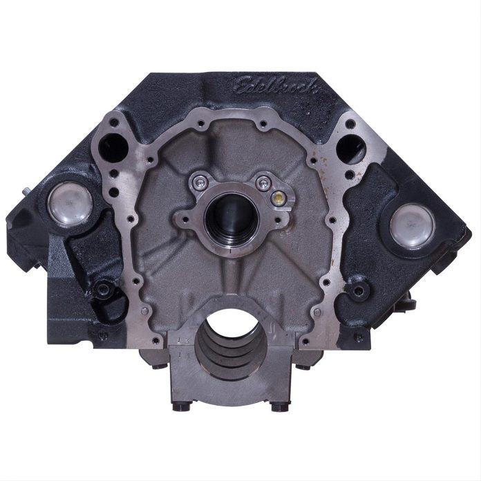 Chevrolet Small- And Big-Block Engine Block Castings From Edelbrock
