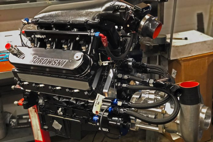 Borowski Race Engines Is Named 2018 Race Engine Builder Of The Year