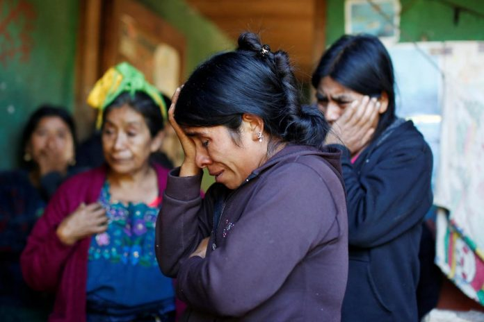 Bereaved Guatemalan mother recalls hopes son would ease U.S. entry