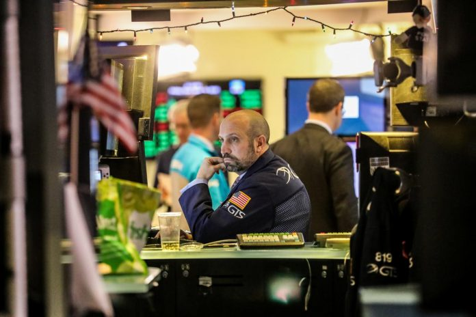 Wall Street may gain Monday but unlikely to mute December losses