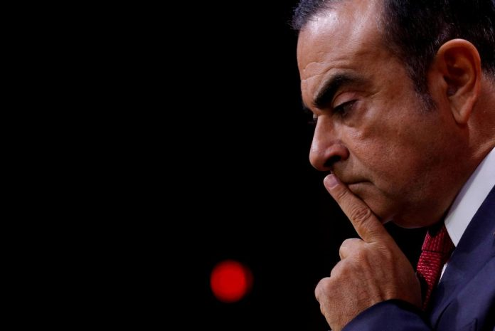 Tokyo court says extends detention of Nissan's Ghosn until January 11