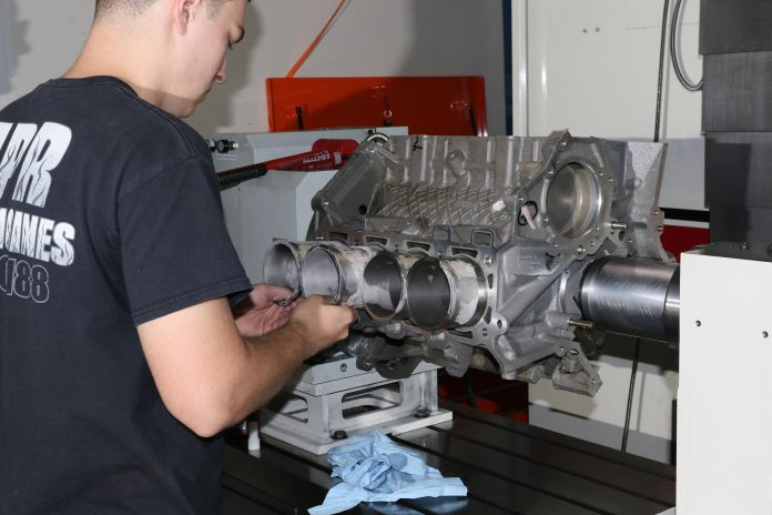 Boosted Engines Make Their Debut