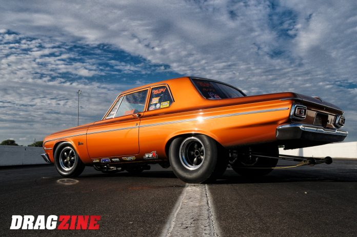 Nostalgia Super Stock Plymouth Is A Dragstrip Classic