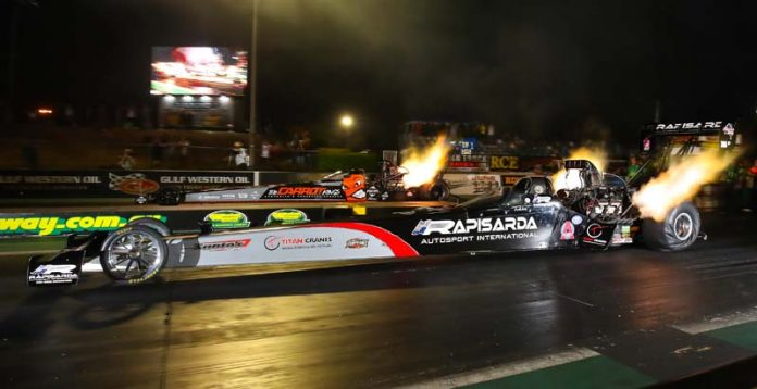 BETTES TAKES WIN OVER SANFORD AT AUSSIE NEW YEAR THUNDER MEET