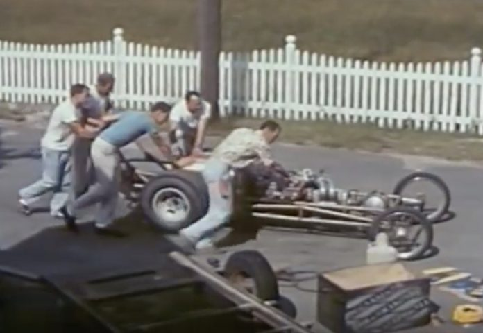 This Trek To The '59 NHRA Nationals Is A True Time Capsule