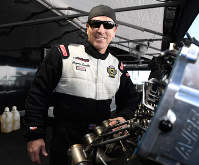 TOP FUEL DRIVER CARRILLO EYES MORE IMPROVEMENT IN 2019