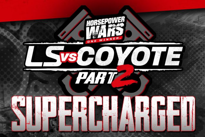 Introducing The Supercharged LS vs. Coyote Engine Shootout