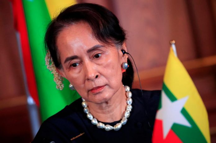 UK calls on Myanmar's Suu Kyi to take personal interest in case of jailed Reuters reporters