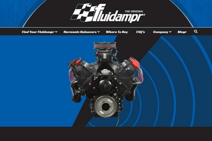 Find The Right Harmonic Balancer On Fluidampr's New Website