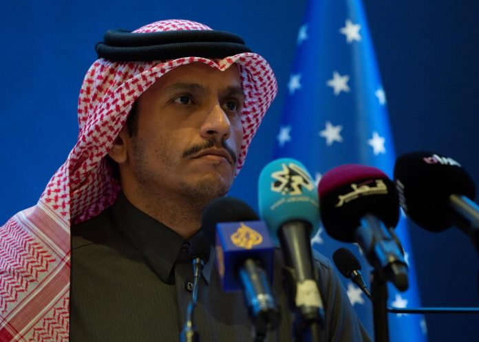 Qatar sees no need to re-open embassy in Syria: foreign minister