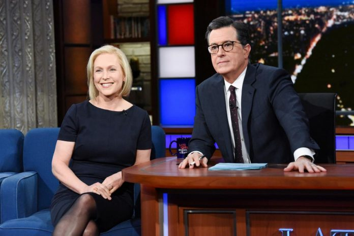 Democratic U.S. Senator Gillibrand to launch 2020 White House bid