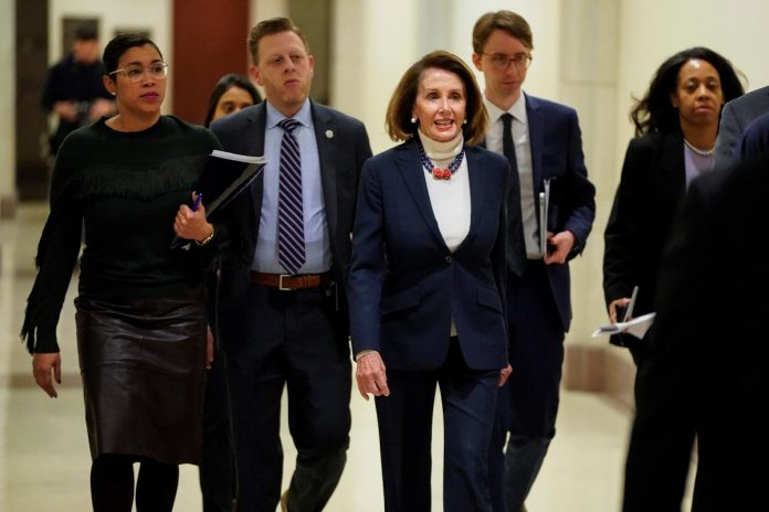 Trump pulls military plane from Pelosi overseas trip in shutdown fight