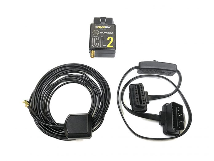 Data Acquisition Made Easy With Racepak's Vantage CL2