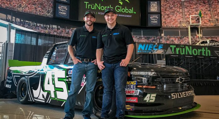 Ross Chastain and Reid Wilson