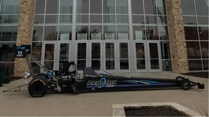 MARONEY RETURNING WITH NEW TOP FUEL PARTNER