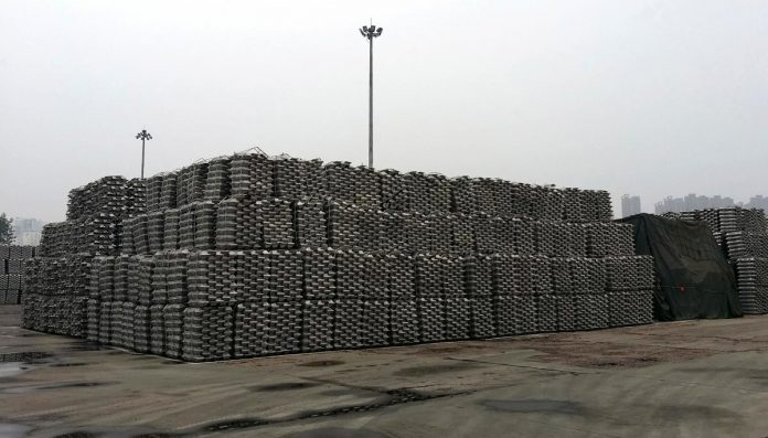 China December aluminum production surges to record monthly high