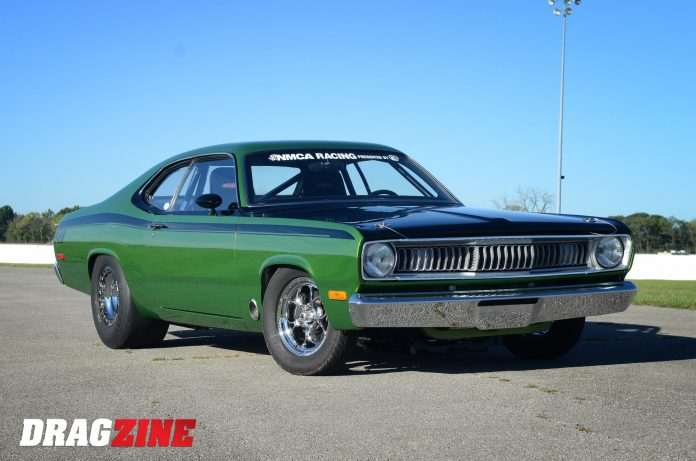 Josh King's Immaculate 1,200-HP '72 Duster