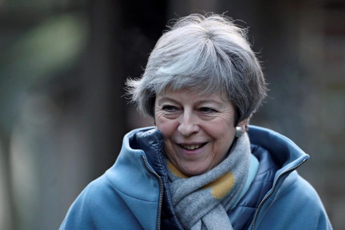 Theresa May tries solve Irish border riddle, refuses to rule out no-deal Brexit