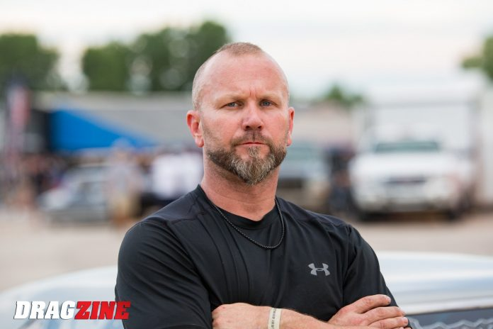Shark Attack! Brent Austin Wants To Take A Bite Out Of No Prep Racing