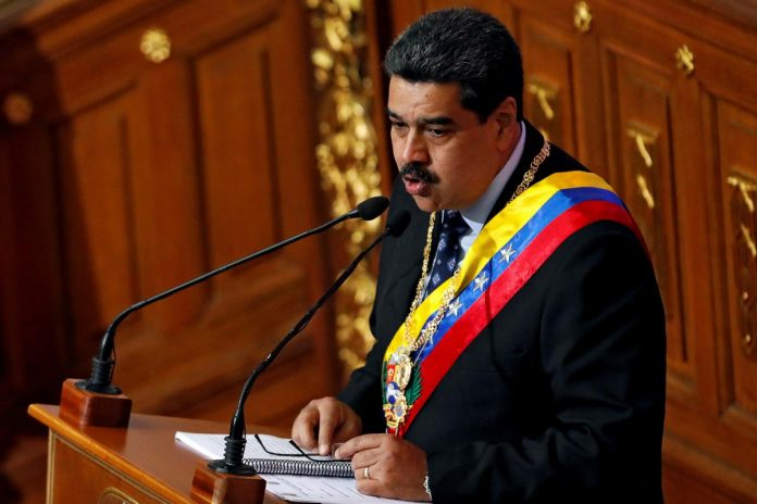 Venezuela's Maduro says he is breaking diplomatic relations with U.S.