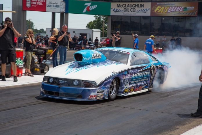 MOUNTAIN MOTOR PRO STOCK TO COMPETE AT FOUR NHRA NATIONAL EVENTS IN 2019