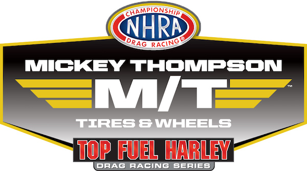 MICKEY THOMPSON TOP FUEL HARLEY RETURNS FOR ANOTHER SEASON