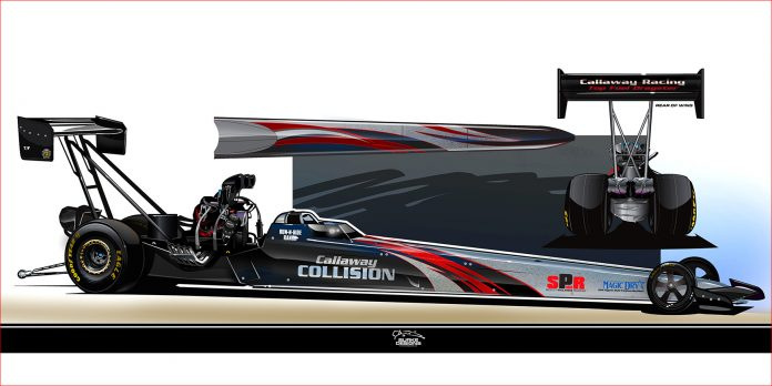 TAD DRIVER CALLOWAY TO GIVE TOP FUEL A TRY