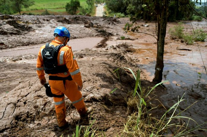 Brazil court freezes further $1.3 billion in Vale accounts over dam burst