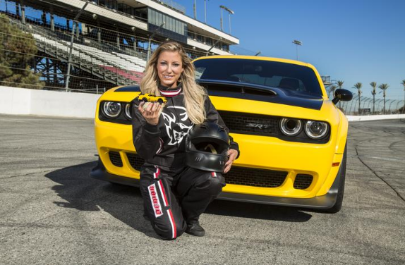 LEGO, DODGE PARTNERSHIP SHOWS AUTOMAKER'S COMMITMENT TO DRAG RACING
