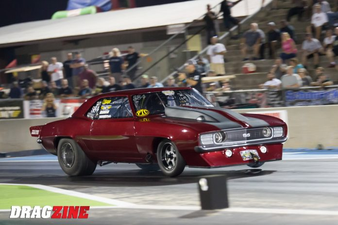 Tim Slavens Is Ready For A Radial Vs The World Win At Lights Out 10