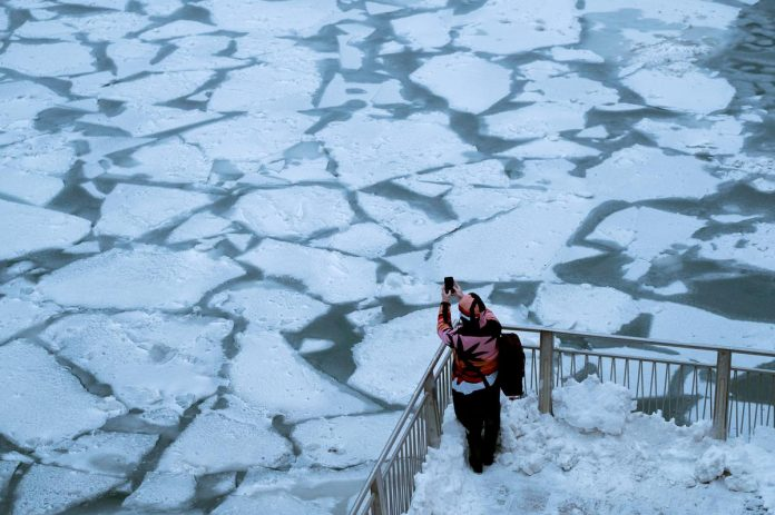 As polar vortex lingers, parts of U.S. set for record lows