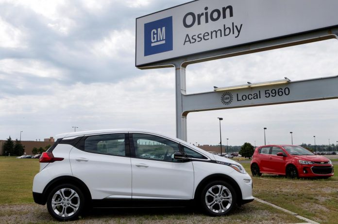 GM halts operations at 11 Michigan plants after utility's urgent appeal