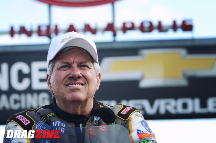 John Force Racing Announces Driver Lineup, Addition Of David Grubnic