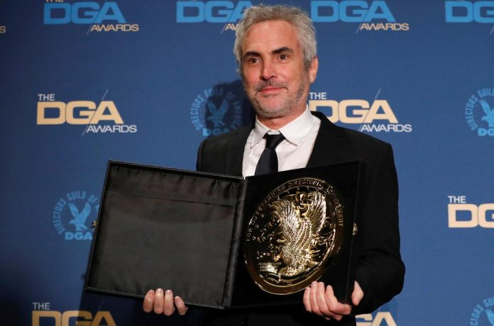 Alfonso Cuaron wins at Directors Guild for 'Roma,' Cooper empty-handed