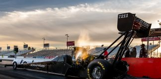 Top Fuel's Mike Salinas Geared Up For 2019 Winternationals