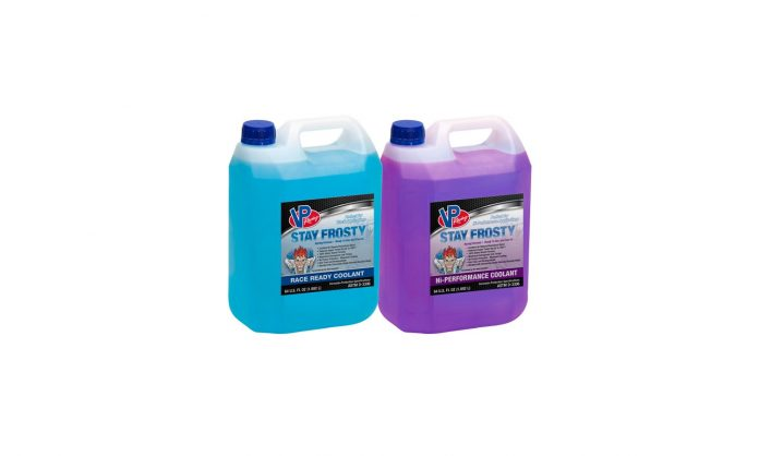 VP Releases STAY FROSTY Coolant and COOL DOWN Coolant Enhancer