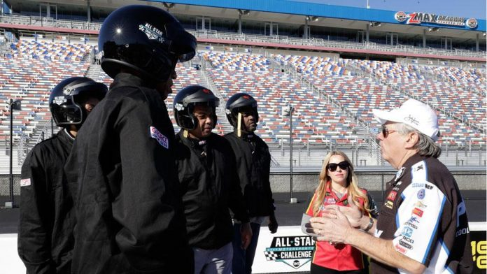 NHRA STARS TEAM UP WITH NBA FOR ALL-STAR WEEKEND