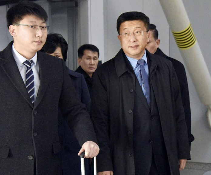 North Korea's Kim shuffles nuclear talks team after defections, spying allegations