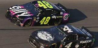 Harvick: Johnson underappreciated as an all-time great