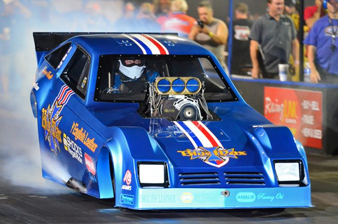 FUNNY CAR CHAOS EMBARKS ON ANOTHER BIGGER, BETTER SEASON