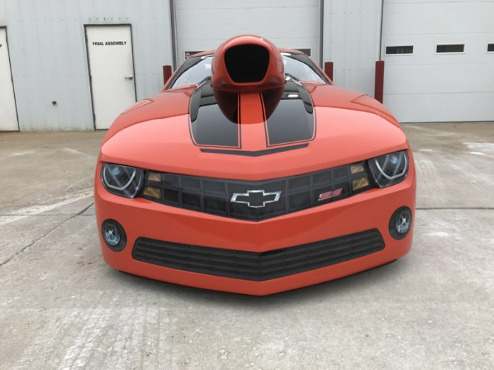 FIRST LOOK: GLEN AND KAMRON WRIGHT'S TS CAMAROS