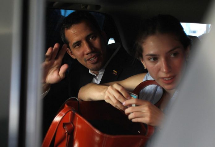 Venezuela's Guaido to risk arrest as he returns home to challenge Maduro
