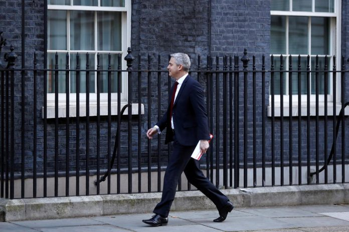 British PM May's top lawyer heads to Brussels in last-ditch Brexit bid