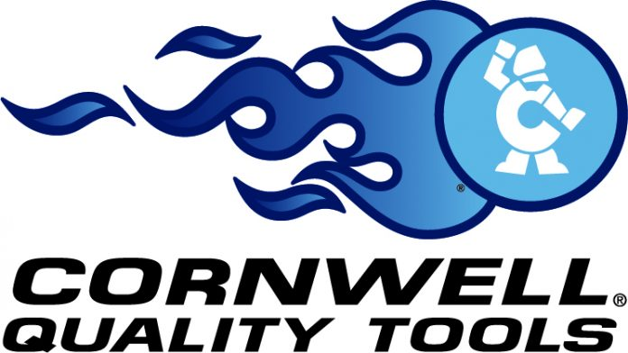 CORNWELL QUALITY TOOLS NAMED OFFICIAL TOOL OF NORWALK