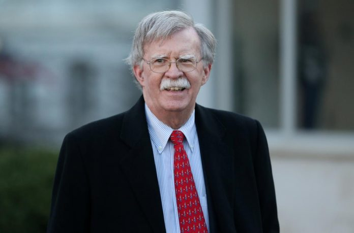 U.S. will look at ramping up sanctions if NKorea does not denuclearize: Bolton