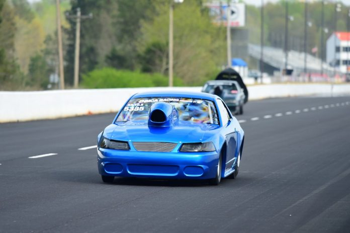 NA 10.5 Driver Robbie Blankenship Ready to Rev at NMCA Florida Event