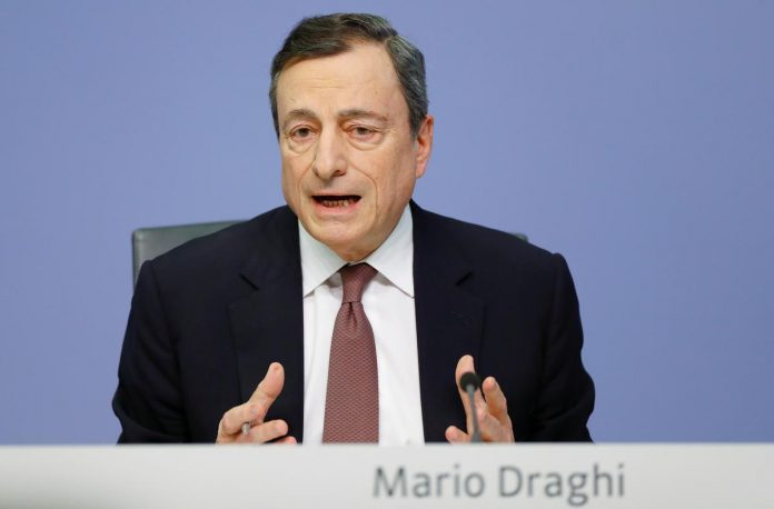 ECB's Draghi surprised colleagues with bold stimulus plans: sources