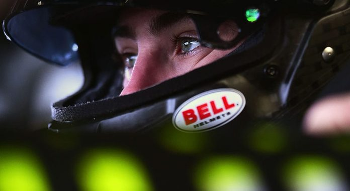 Ryan Blaney leads Penske sweep in first Phoenix practice